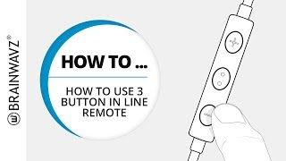 Video How to Guide -  Using the in-line Mic / Remote download MP3, 3GP, MP4, WEBM, AVI, FLV Juli 2018
