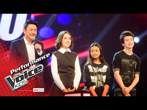 Thumbnail: ณิก้า VS โจโจ้ VS แพทริค - We Don't Talk Anymore - Battle - The Voice Kids Thailand - 28 May 2017