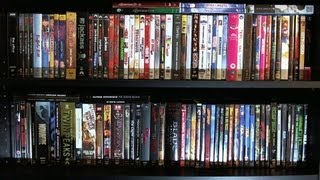 My Comedy, Foreign Films, David Lynch & Movie Packs - 2012 DVD/Blu-ray Collection Overview Part 8