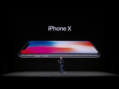 iPhone X Presentation in 7 minutes -  Apple Event Sept 2017 - Apple Keynote Sept 2017