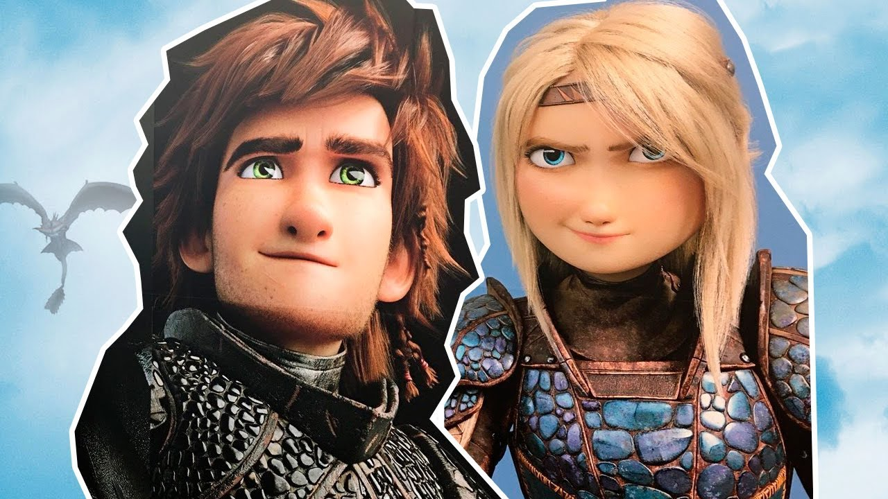 First look at how to train your dragon 3 the hidden world grown up first look at how to train your dragon 3 the hidden world grown up characters ccuart Gallery