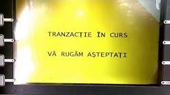 BLOCAJ IN SISTEMUL DE BANCOMATE LA RAIFFEISEN BANK IN ROMANIA