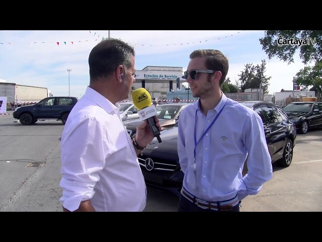 56ª Feria de Octubre de Cartaya - Salón del Automóvil (1)