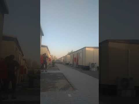 Oil Field Camp Accommodation-Buhasa,habshan-Abudhabi