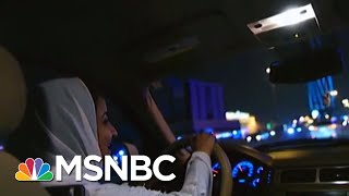 Saudi Arabia's Record On Human Rights | Velshi & Ruhle | MSNBC
