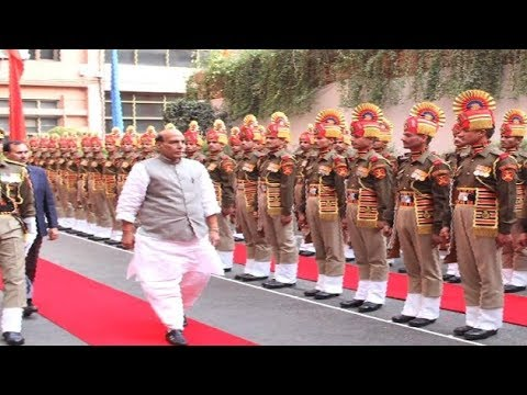 Jodhpur police refuse guard of honour to Rajnath Singh