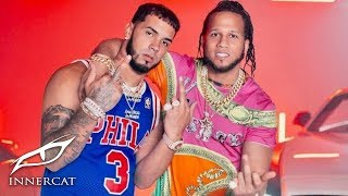 Video El Alfa El Jefe Ft. Anuel AA - Con Silenciador (Video Oficial) download MP3, 3GP, MP4, WEBM, AVI, FLV Oktober 2018