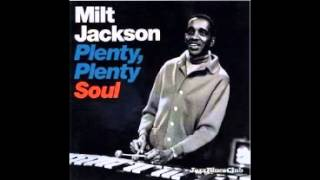 Milt Jackson - The Spirit Feel