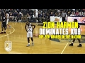 Zion Harmon DOMINATES varsity competition in KOB debut! Top 8th grader in the country