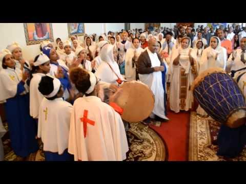 New York St. Mary of Zion Ethiopian Orthodox Tewahedo Church Annual Celebration November 30, 2013