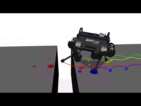 DeepGait: Planning And Control Of Quadrupedal Gaits Using Deep Reinforcement Learning