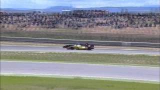 フォーミュラ・ルノー3.5 モーターランド レース2