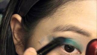 Bold and Dramatic: Canucks Inspired Game Day Makeup Thumbnail