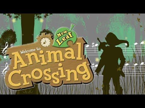 Animal Crossing: New Leaf ( Lost Woods Tune )