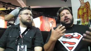 "Exclusive ""Superman"" Interview with Peter Tomasi and Pat Gleason"