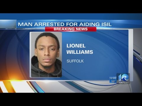 Suffolk man accused of attempting to help the Islamic State