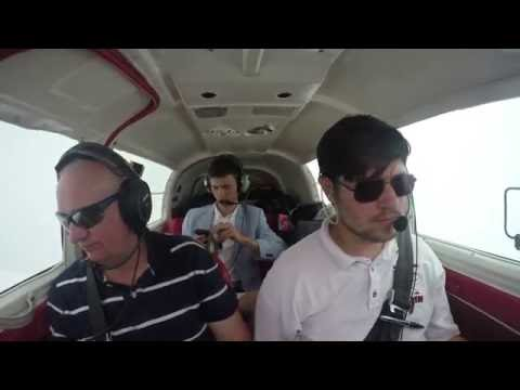 Flying Mooney to St. Pierre and Miquelon