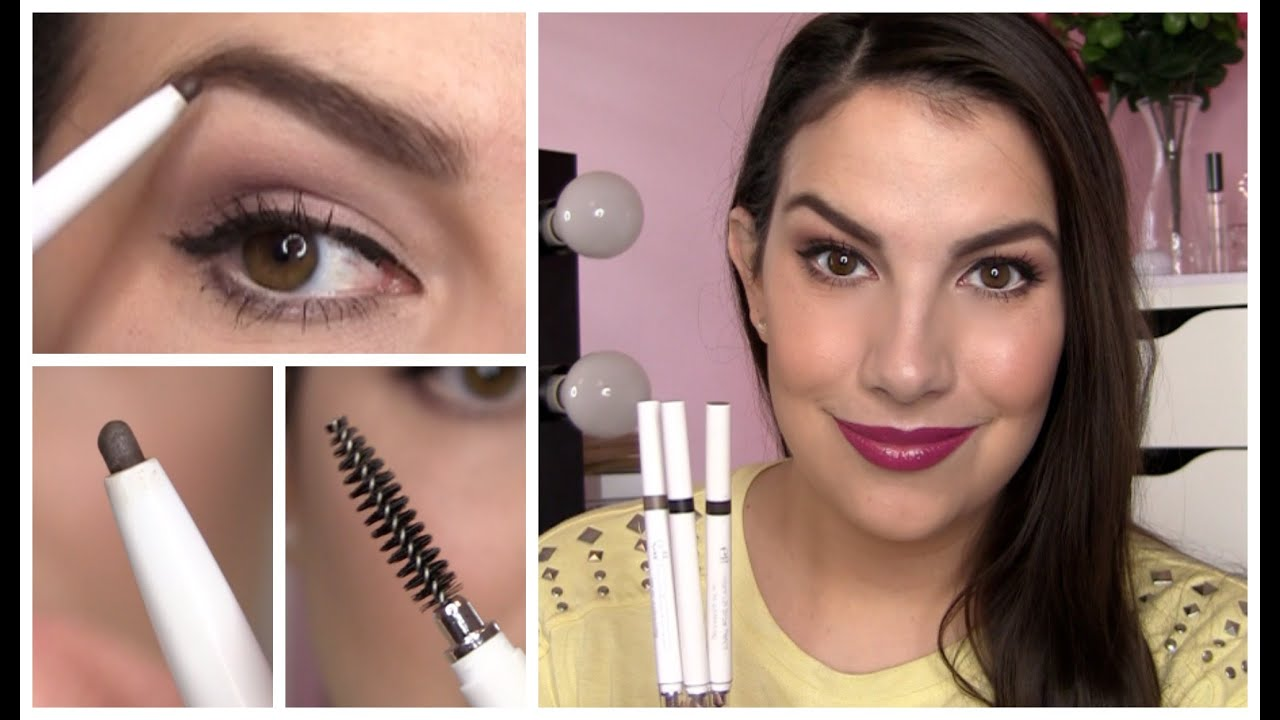Elf Instant Lift Brow Pencil Review Youtube