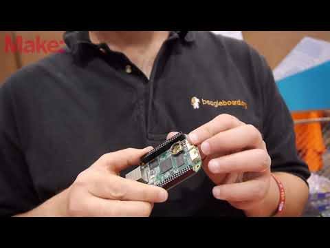 Carte SeeedStudio Beaglebone Green