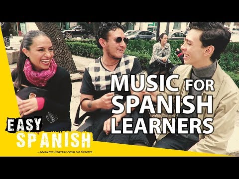 Music for Spanish learners | Easy Spanish 64