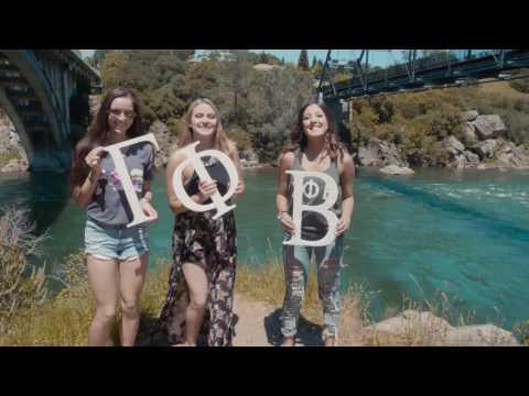 Sac State Gamma Phi Beta - 2017