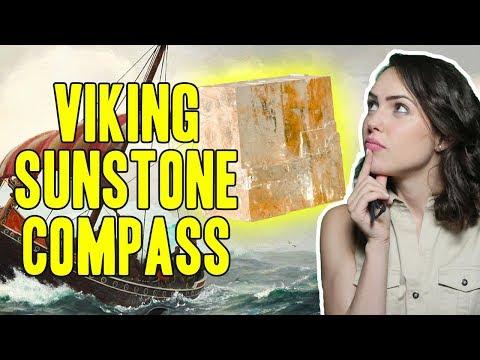 Vikings Navigated Using Gemstones