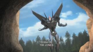 Transformers Prime | Старскрим о современном мире
