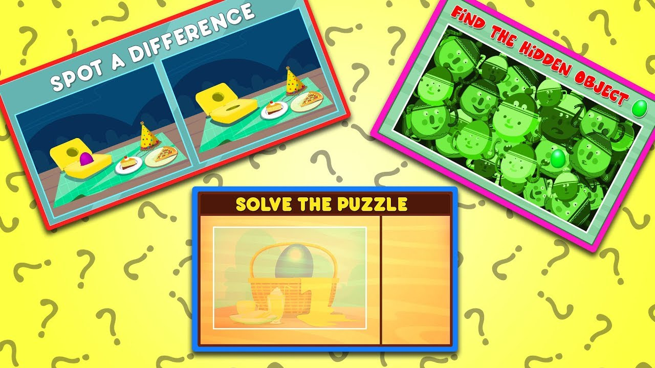 Solve the Fun Challenges with Captain Discovery | Learning ...