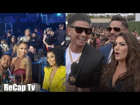 Anjali Queen B - LHHATL Wins MTV's 'Reality Royalty' Award, 'Jersey Shore' Cast Throws Shade