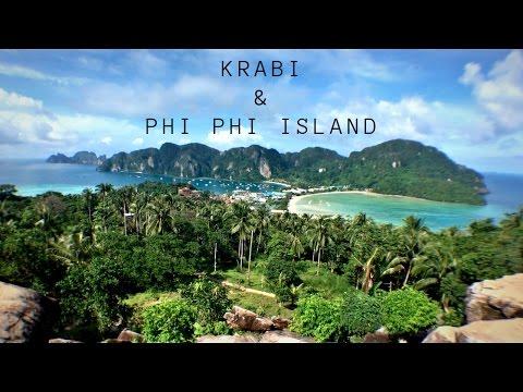 THAILAND TRIP 2016 (KRABI & PHI PHI ISLAND)