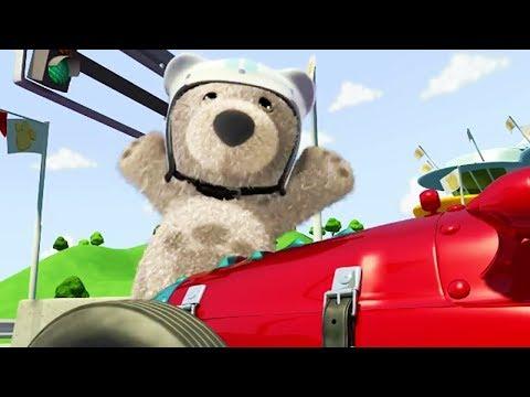 Little Charley Bear   Ready Teddy Go!   Full Episode   Cartoons For Kids