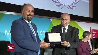 Servizio TG2  - Sorriso Diverso Venezia Award 2021