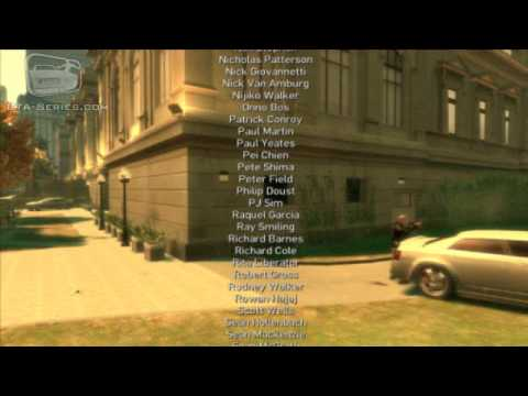 GTA: The Lost and Damned - End Credits