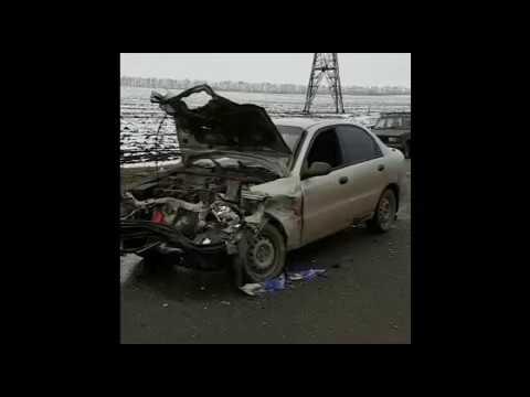 В Кочубеевском районе в тройном ДТП пострадали 5 человек