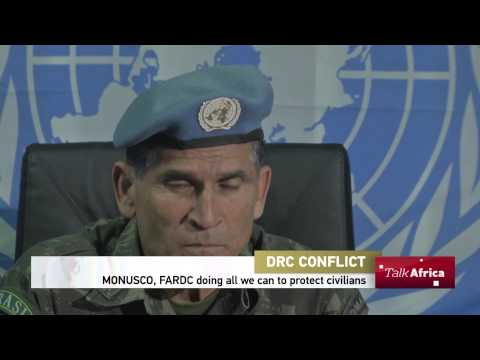Talk Africa: Rebel Activities in Congo