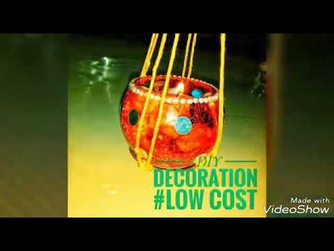 #DIY#Home Decoration idea# Christmas#Diwali