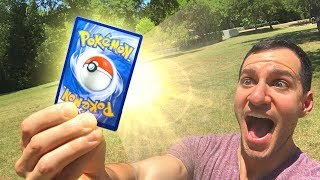 RARE POKEMON CARD PULLED! - Hyper Rare Charizard Where You At?!