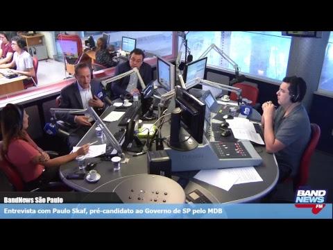 Jornal da BandNews FM - 25/04/2018