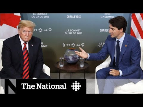 Tariffs imposed on U.S. products on Canada Day