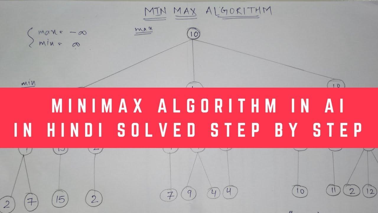 minimax algorithm example