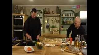 אלופים במטבח עונה 3 פרק 1: אולימפיאדת הבישול בלוקסמבורג