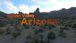 Golden Valley Arizona, AZ Aerial Drone