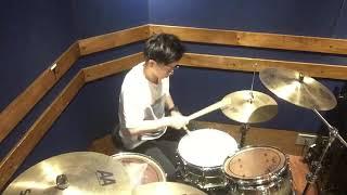 アルバムまるっとカバー第1弾!!ストレイテナー『Last Stargazer』drumcover