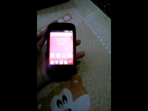 รีวิวมือถือรุ้น happy phone 3G zte