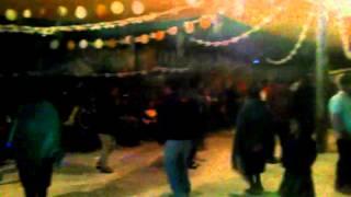 Tormenta musical en Santa Cruz Xitla