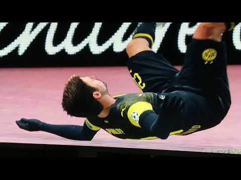 BVB Dortmund vs As Monaco Champions league group stage highlights