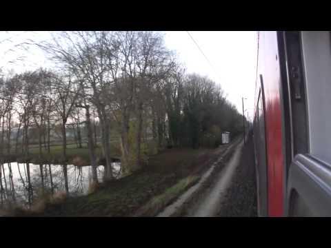Inside Paris-Hamburg CityNightLine Sleeper Train