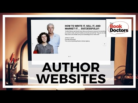 Author Websites: Top 10 Components Sites Need