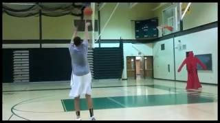 KARL-ANTHONY TOWNS 13 Year Old Workout Video