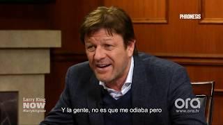Entrevista Sean Bean Acerca de sus muertes en TV y peliculas subtitulado español
